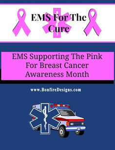 EMS Supporting Breast Cancer Awareness