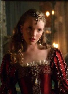 Queen Katherine Howard: Beheaded wife # 5 of King Henry VIII of England....The Tudors