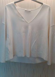 Kup mój przedmiot na #vintedpl http://www.vinted.pl/damska-odziez/bluzki-z-dlugimi-rekawami/13761141-bluzka-marki-zara