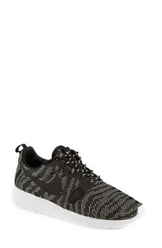 Nike 'Roshe Run' Jacquard Sneaker (Women) available at #Nordstrom