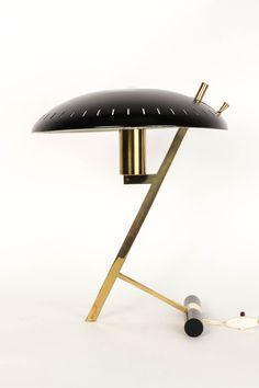 Louis Kalff Desk Lamp Philips 1955