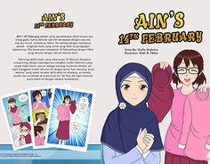 """Check out new work on my @Behance portfolio: """"My 1st COMIC - Ain's 14th February"""" http://be.net/gallery/46507681/My-1st-COMIC-Ains-14th-February"""