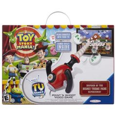 Toy Story Mania TV Games Deluxe * To view further for this item, visit the image link.Note:It is affiliate link to Amazon. #90likes