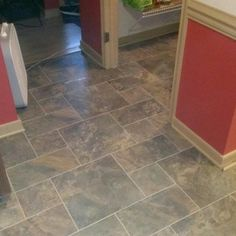 Vinyl Flooring....Floor Trader installations - Armstrong Alterna installed by Billy Lewis with Lewis Flooring