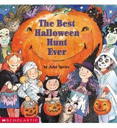The Book Nook - 5 Fun Halloween Books - The Best Halloween Hunt Ever {Felt With Love Designs}