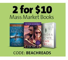 2 FOR $10 MASS MARKET BOOKS | CODE: BEACHREADS Business Sales, Going Out Of Business, Mass Market, Discover Yourself, Coding, Entertaining, Books, Libros, Book