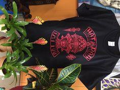 Hot Rod Tattoo t-shirt, custom design by Shaun Carroll.