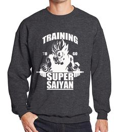 Now Available on our Store ! Training to Go Su... ! Get Yours Now = > http://zshopit.com/products/training-to-go-super-saiyan-dragon-ball-hoody?utm_campaign=social_autopilot&utm_source=pin&utm_medium=pin