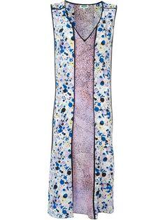 Kenzo 'Moonmap' dress