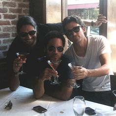 In New Orleans with MATHIEU BITTON, LENNY KRAVATIZ and SIDNEY TORRES IV