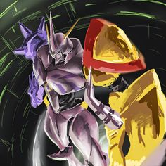 Digimon World Championship: omnimon