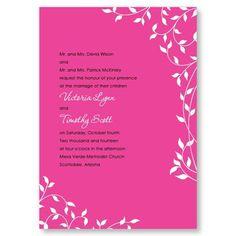 Invitation http://www.theamericanwedding.com/wedding-invitations/pretty-vines-wedding-invitations.html