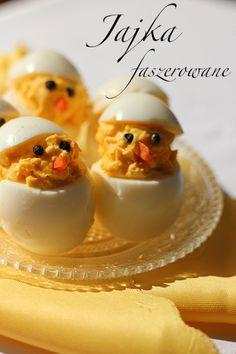 Jajka faszerowane nie tylko na Wielkanoc