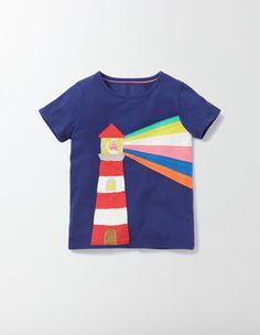 Big Appliqué T-Shirt Boden