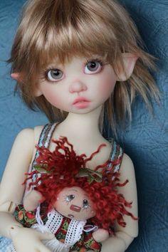 Gracie Elf MSD by Kaye Wiggs