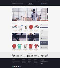 SAHARA - Fashion 13 - Ultimate Responsive Magento Themes