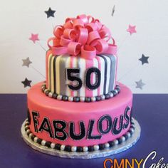 Fabulous Birthday Cake