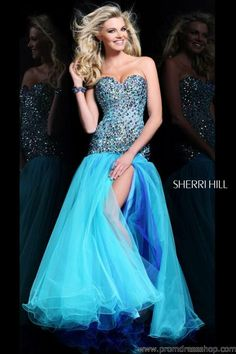 Sherri Hill 21083 at Prom Dress Shop