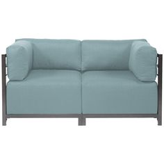 Howard Elliott Sterling Breeze Axis 2pc Sectional - Titanium Frame K922T-200