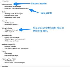 This Is The Ultimate Blog Writing Process To Create Killer Posts