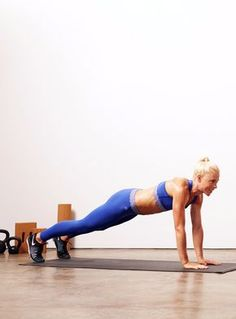 Struggling With Push-Ups? This Tip Will Get You Off Your Knees