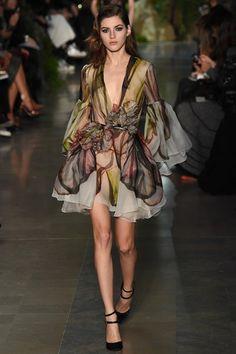 Elie Saab--SPRING/SUMMER 2015 COUTURE....Vogue.co.uk