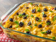 Just enough of a kick and a whole lot of flavor! Chicken Enchilada Pasta, Creamy Chicken Enchiladas, Chicken Pasta Bake, Food Dishes, Dishes Recipes, Pasta Dishes, Food Food, Yummy Recipes, Main Dishes