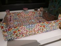Bed, Furniture, Home Decor, Fruit Crates, Homemade Home Decor, Stream Bed, Home Furnishings, Beds, Decoration Home