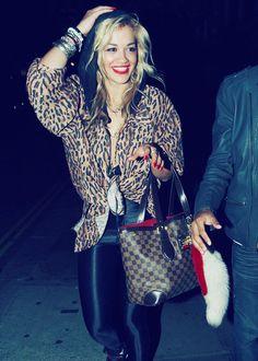 http://patbutcherswildcats.tumblr.com/  Rita Ora leopard print