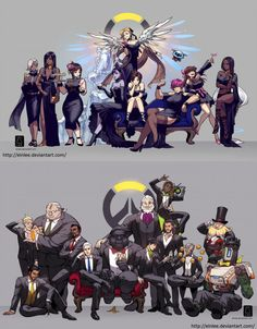Happy New Year, Overwatch fans! (and all others 9gagers too!)