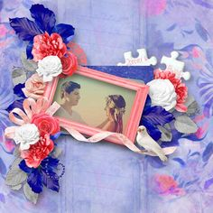 Forever & Always (PU) by Rossi and Ilonka's Scrapbook Design [ link ]