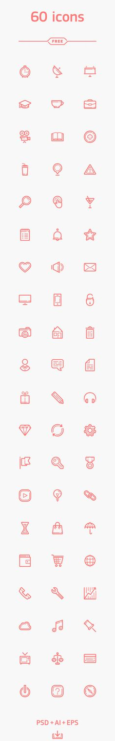Free icons, mockups, backgrounds... This website is GOLD.