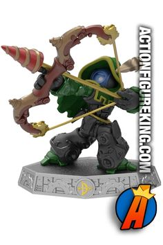 Skylanders Imaginators MASTER RO-BOW figure from Activision. Visit our website for a full line of Skylanders Imaginators figures and collectibles including pricing and availability.