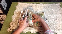 Vintage Sewing Journal Swap On Junk Journal Junkies Part 2