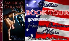 """""""America's Darlings"""" Book Tour and Knitting kit giveaway. (Already ended, sorry!)"""