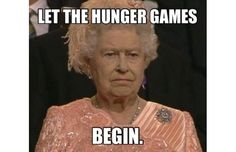 London 2012- Hunger Games