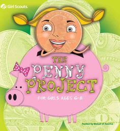 This is a great project for brownies to do when earning their Money Manager badge. It teaches them about money, needs vs wants and saving for the future. It is an easy to print PDF. Just go to the following website: http://www.girlscoutsofcolorado.org/assets/upload/files/Program/Penny%20Project.pdf