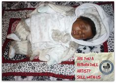 Are you a REBORN DOLL ARTIST?  Would you like your own DOLL SHOP?  Join us @Doll Shops United - A Community of Independent Shops.  Design and  build your shop, the way you design and build your babies. Find out more   http://www.dollshopsunited.com/sell/ #dollshopsunited