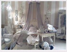 Camera da letto in stile shabby chic n.32 | Camere da letto ...