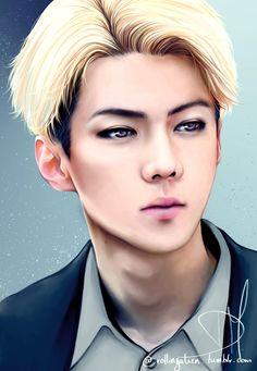 Oh Sehun (EXO) Fanart