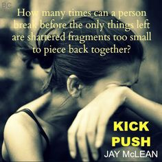 Judy's Confessions: Kick Push by Jay McLean