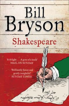 A worthy subject by a very talented author. It takes someone extremely talented to make Shakespeare and his works accessible. Bill Bryson does this with great aplomb