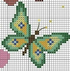 Butterfly Cross Stitch, Mini Cross Stitch, Cross Stitch Cards, Baby Cross Stitch Patterns, Cross Stitch Designs, Crafty, Embroidery, Amelia, Blankets