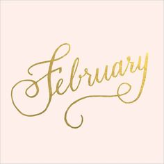 Cottage Fence: A Joyful Journey — February February Images, Hello February Quotes, Hello June, January, February Wallpaper, Birthday Wishes Flowers, February Bullet Journal, Logo Word, Word Poster