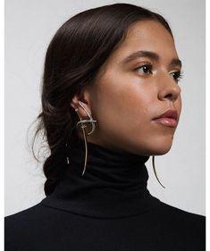 Boucles d'oreilles Nine de Ryan Storer