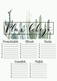 Best Indoor Garden Ideas for 2020 - Modern Blog Planner, Planner Pages, Weekly Planner, Printable Planner, Weekly Agenda, Bujo, Bullet Journal October, School Timetable, Organization Bullet Journal