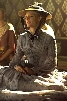 Jodie Foster as Anna Leonowens in Anna and the King - 1999