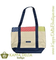 Meet your new favorite Tote Bag! The Kappa Delta Vineyard Vines Tote is a fast favorite!! Now available at KD Boutique