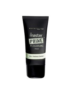@Maybelline Master Prime by Face Studio Blur + Redness Control