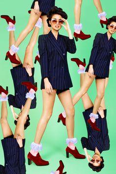 Candy Ragga Sock *Limited Edition* - Pum Pum Socks